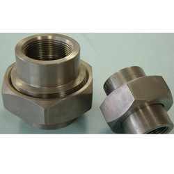 Titanium Grade 12 Forged Fittings