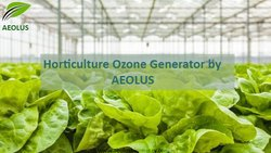Horticulture Ozone Generator By Aeolus