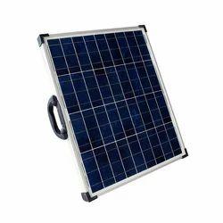 Poly Crystalline 8.3 - 17.6 V Portable Solar Panel, 24 V