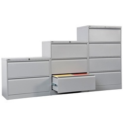 Universal Mild Steel Office File Cabinets, No. Of Drawers: 9 Drawres