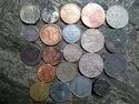 Indian 50 Paise Coin