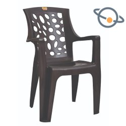 Hnaumant Plastic Relax Chairs, For Home