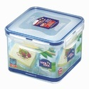 Lock & Lock 155 X 155 X 87 Mm Cheese Box