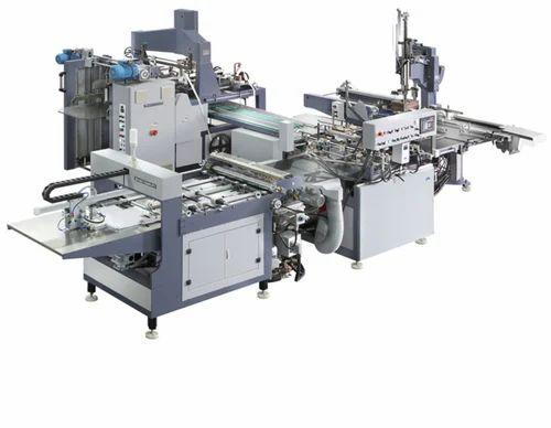 Box Making Machine - Rigid Box Making Machine Manufacturer