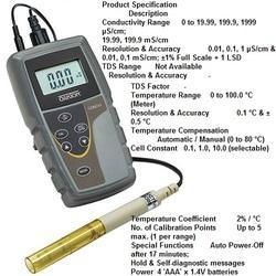 Conductivity Meter Portable ECO 6 EUTECH OAKTON
