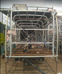Bus Body Structure at Best Price in India