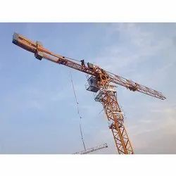 MCT85F5 Potain Tower Crane