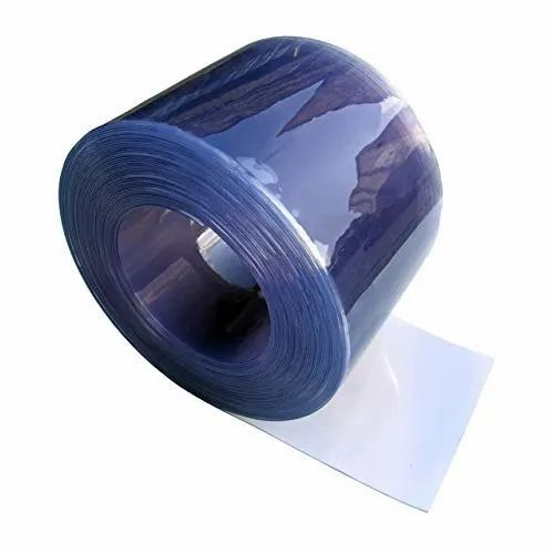 4mm Transparent PVC Roll, For Packaging, Packaging Size: 50 M