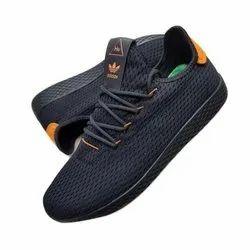 Mens Adidas Black Running Shoes