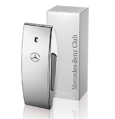 mercedes benz club edt perfume for men 100ml at rs 3109 /piece