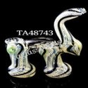 Dragons Glass Smoking Pipe