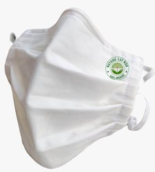 Nature 1St N99 Reusable Face Mask (Skin Friendly Cotton Mask Best Suited For Long Duration)