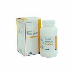 Ritonavir & Lopinavir Tablets