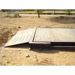 Full Deck Instant Mobile Weigh Bridges