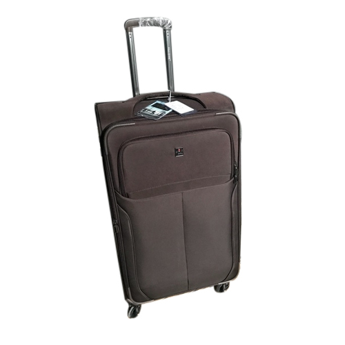 Polo Shine Gucci Fabric 1680 D Luggage Trolley Suitcase
