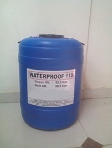 Concrete Waterproofing Chemical