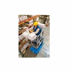 Terex QS-12 500 lbs QuickStock Vertical Mast Lifts