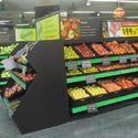 Fruits and Vegetables (F&V) Display Racks