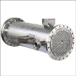 KGN Polished Stainless Steel Heat Exchanger