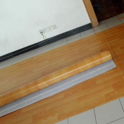 Gerflor Blue And White Etc Vinyl Flooring Rolls