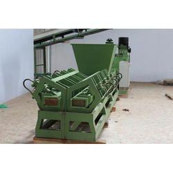 Peat Brick Making Machine