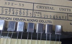 Quartz Crystal orignal only 3.57 9545mhz