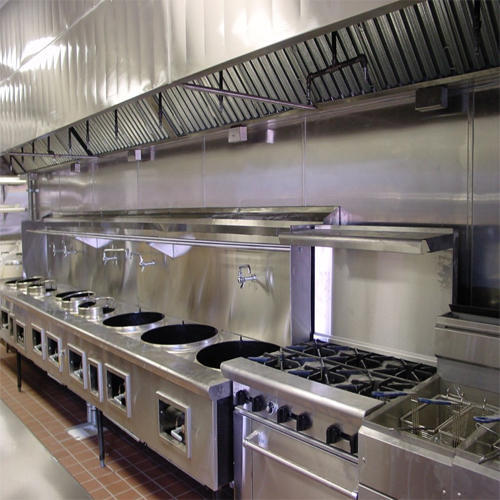 Kitchen Exhaust Systems: Restaurant Kitchen Exhaust System At Rs 25000 /unit