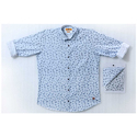 Cotton Mens Designer Printed Shirt