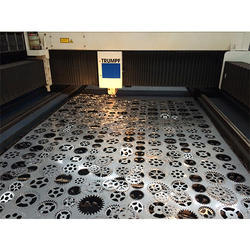 SS & MS Laser Cutting