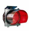 Solar Red Blinker