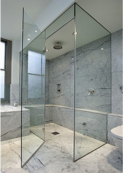 Shower Enclosures (without Frame)