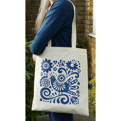 Printed Cloth Carry Bag