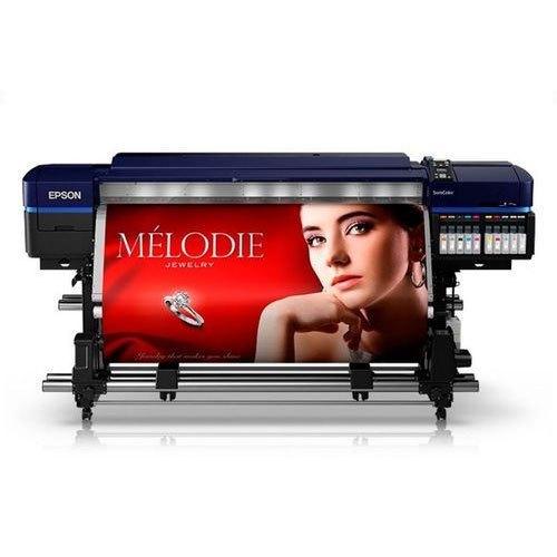 Epson SureColor SC-S80670 64 inch Eco-Solvent Signage Print...