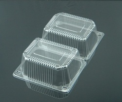 Disposable Hinged Container