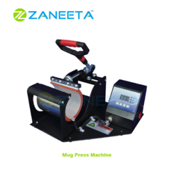 Mug Press Machine