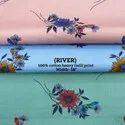 River 100% Cotton Heavy Twill Print