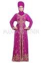 Maxim Creation Rani Simple Elegant Wedding Gown For Ladies