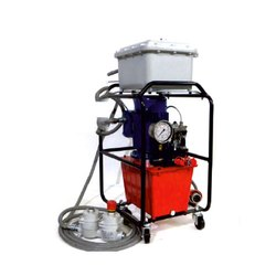Electric ATEX Certified Power Pack