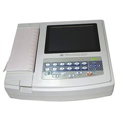 Digital ECG Machine 12 Channel
