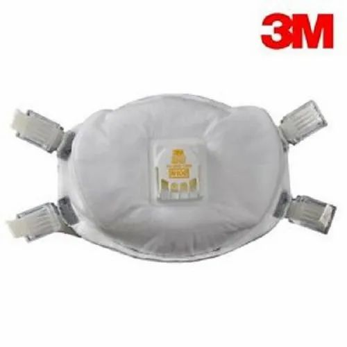 Id Mask Respirator Respiratory 3m 21405861212 Particulate N100 8233