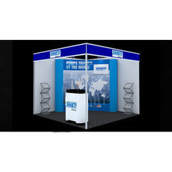 Portable Designer Stall Design