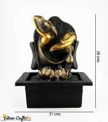 Polyresin Buddha Water Fountain