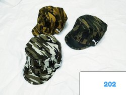 Trendy Looks Military Caps and Hats, Code 202