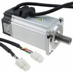 AC Servo Motor Make Panasonic Model No MUMA042P1S