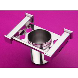 Stainless Steel Tooth Brush Holder