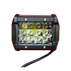 Aluminum 12 Bulb Bike LED Light