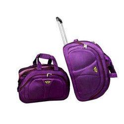 Luggage Duffle Trolley Bag