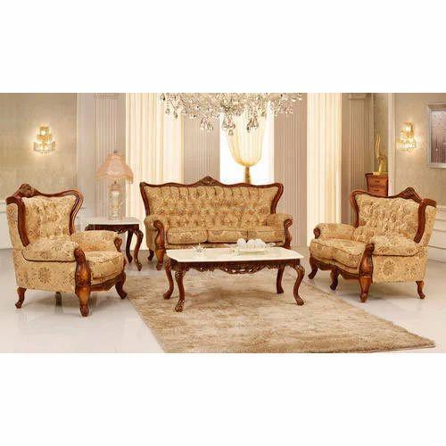 Captivating Victorian Sofa Set