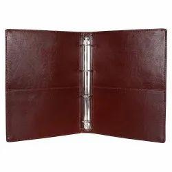 FutureX Professional Leather Menu Card Holder for Restaurant