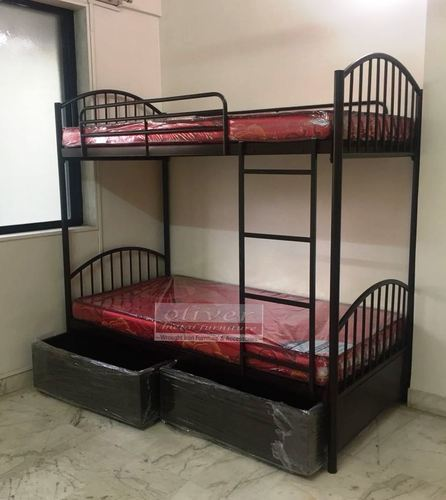 Bunk Bed With Pullout Storage